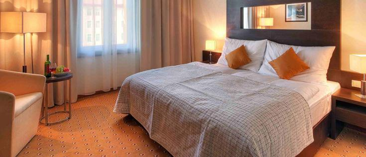 >Clarion Hotel Prague City (4*)