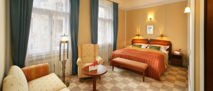 Hotel Paris Prague (5*)