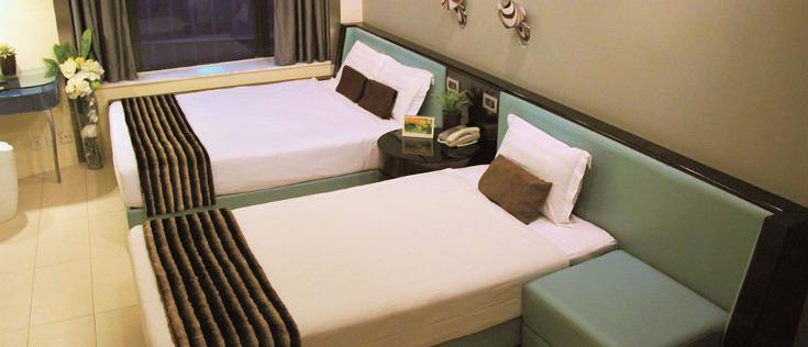 Hong Kong King's Hotel (3*)