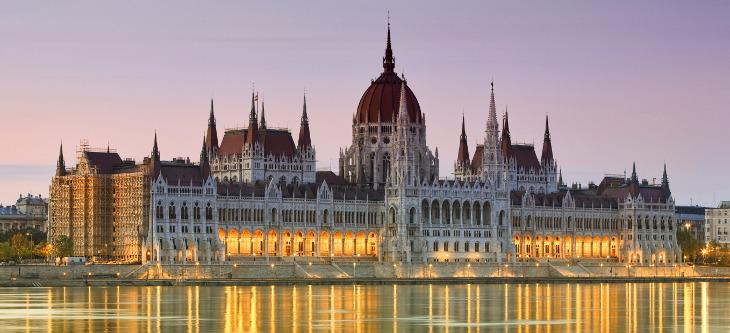 City & Country Highlights Budapest
