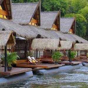 Float House River Kwai 2 Days